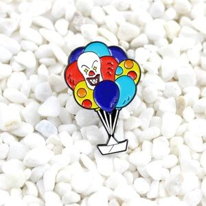 Jewelry - IT Enamel Pin